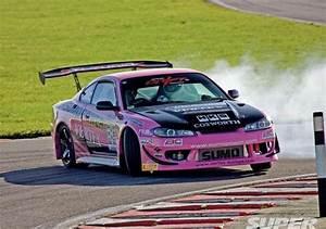 1995 Nissan Silvia S15 - Pink Fury  Modified