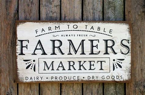 best 25 farmers market sign ideas on kitchen decor signs farm kitchen decor and