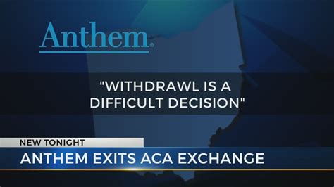 When and how you end your marketplace plan depends on two things: Anthem no longer selling health insurance in Ohio - YouTube