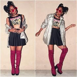 Robyn The Bank - Black Milk Clothing Pinafore Skirt, La ...