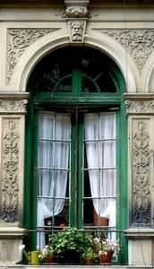 Arched Double Doors, Paris, France