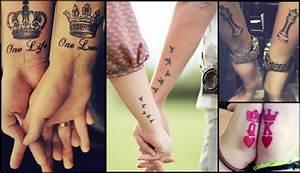 Tatouage Couple Original : tatouage couple 2018 teuk ~ Melissatoandfro.com Idées de Décoration