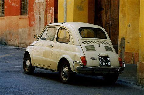 Fiat 500 History by Fiat History In Italy
