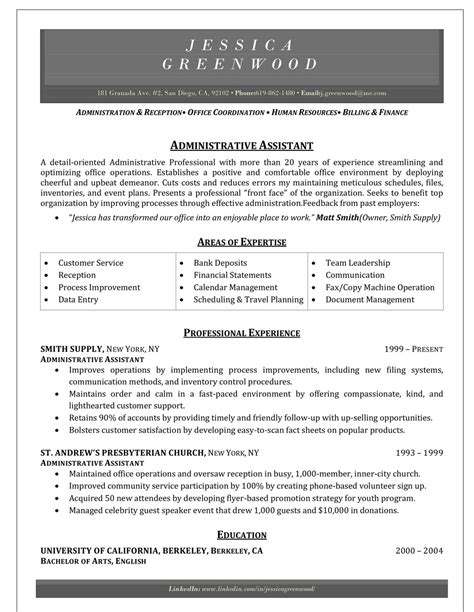 resume for small business owner sle professionally written resume sles rwd