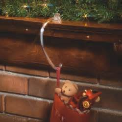 stocking hooks christmas stocking hooks for mantels suction cups direct