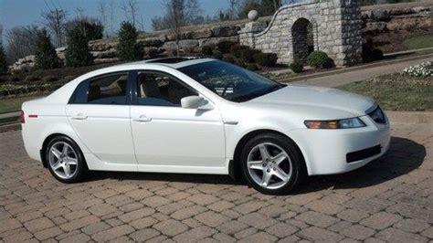 purchase used 2004 acura honda tl sedan car great mpg