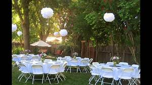 The Best Garden Party Ideas 2015 - YouTube