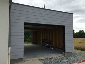 Garage Ossature Bois : construction garage ossature bois bordeaux bassin d ~ Melissatoandfro.com Idées de Décoration
