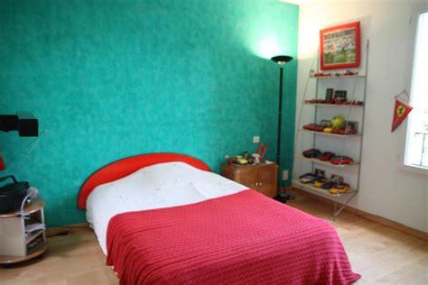 deco chambre turquoise deco chambre ado bleu turquoise visuel 4