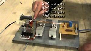 Generator Selber Bauen : solide state generator mini teslagenerator funktion ~ Jslefanu.com Haus und Dekorationen