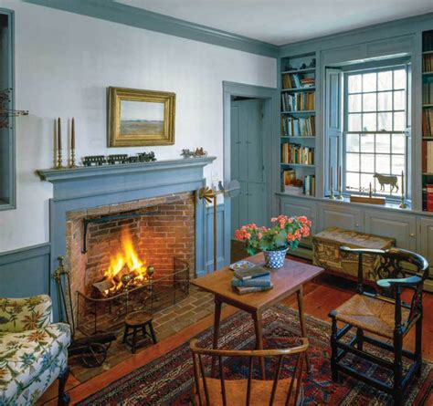 brick kitchen flooring the history of the fireplace house restoration 1790