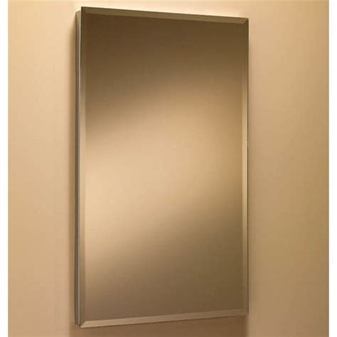 Broan Medicine Cabinet Replacement Shelves by Medicine Cabinets Solid Stainless Steel Frameless