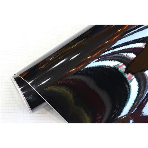 car wrap folie car wrapping folie 152x200cm glanzend zwart zelfklevend winparts nl wrap folie