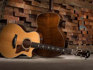 Acoustic Guitars by Series | Taylor Guitars