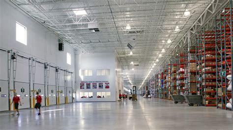 uline warehouse distribution center kraus anderson