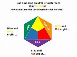 Aus Welchen Farben Mischt Man Lila : die welt der f a r b e n ppt video online herunterladen ~ Orissabook.com Haus und Dekorationen
