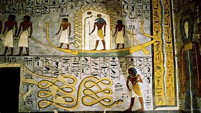 Egypt Ancient Wallpapers Egyptian Paintings History Monuments