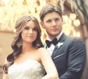 Danneel and Jensen Ackles wedding day #AcklesWedding ...