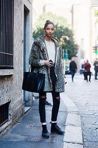 Street Style at Milan Fashion Week | Essence.com