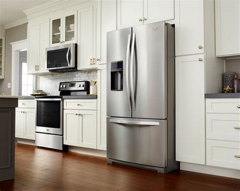 Stainless steel appliances are more popular than ever?but