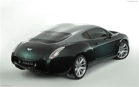 bentley concept wallpaper bentley gtz zagato concept widescreen exotic car