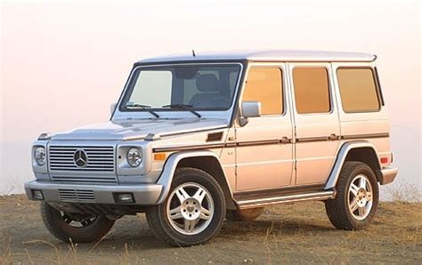 Great savings & free delivery / collection on many items. Used 2005 Mercedes-Benz G-Class Pricing - For Sale   Edmunds