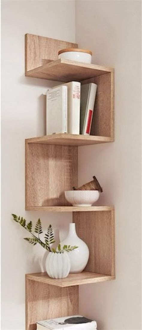 diy corner shelf decorating ideas  beautify  corners