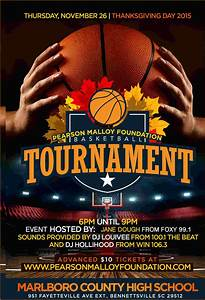 The gallery for --> Basketball Tournament Flyer