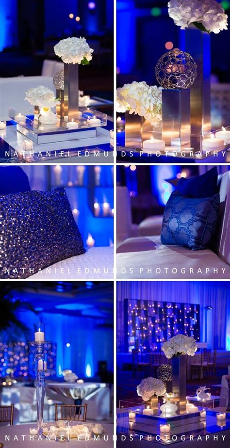 Pin by Bharti on 2016 Wedding decorations Blue gold