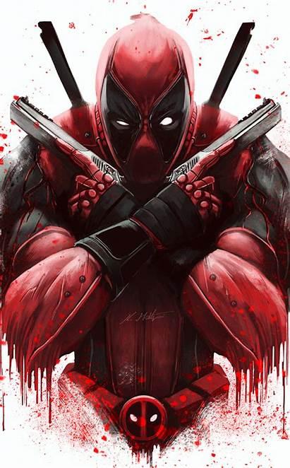 Deadpool Marvel Artwork Asus Star Ace Wallpapers