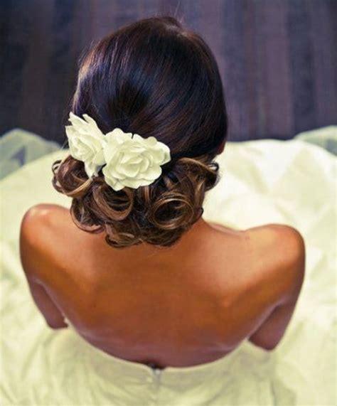 gorgeous black wedding hairstyles