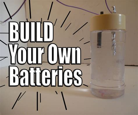 Build Your Own Batteries