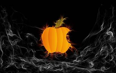 Wallpapers Halloween Apple Desktop Excel Happy Screensavers