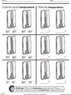 1000 images about kindergarten thermometer on pinterest teaching weather and student