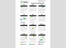Calendario Laboral Baleares 2019