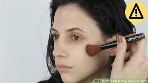 clear  skin overnight  images diy skin care
