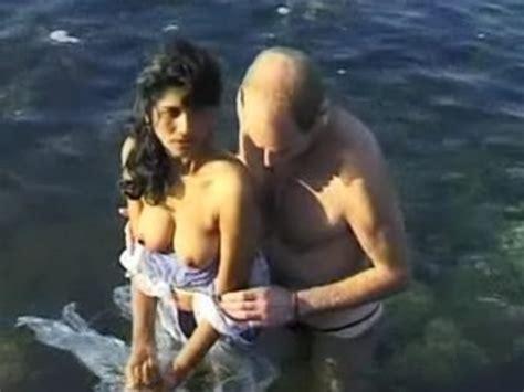 Sexy Couple Having Sex On See Beach Xxx Dessert