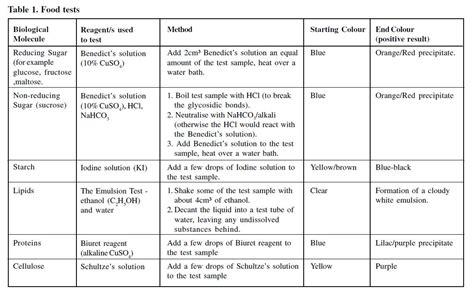 test cuisine bloggingbiochemistry