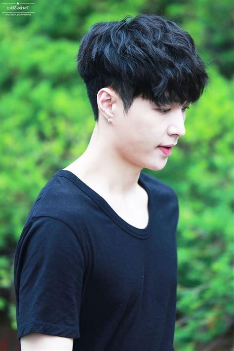 Korean Hairstyle Boy by Top Style Korean Hairstyle Fade Haircut