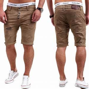 Kurze Latzhose Herren : g b d herren bermuda kurze cargo shorts chino hose vintage beige braun neu ebay ~ Orissabook.com Haus und Dekorationen