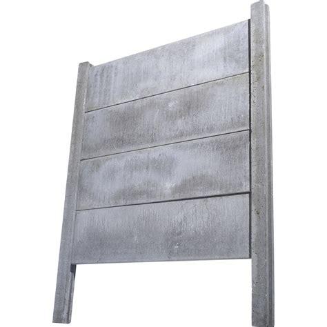 elements de cuisine pas cher poteau pour clôture droit en béton pleine l 260 x h 260