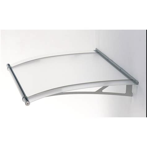 marquise polycarbonate leroy merlin leroy merlin auvent marquise contemporaine inox option lumi 232 re marquise auvent