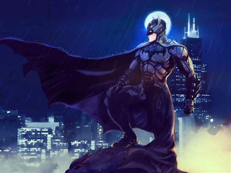 Batman Cool Art Wallpaper Hd Superheroes 4k Wallpapers