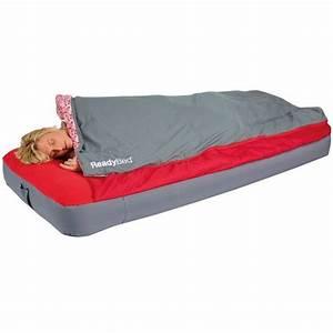 matelas gonflable avec sac de couchage integre 1 personne With deco chambre enfant avec matelas top confort