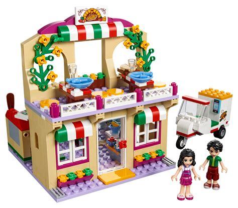 store bateau pour cuisine lego la pizzeria d 39 heartlake city 41311