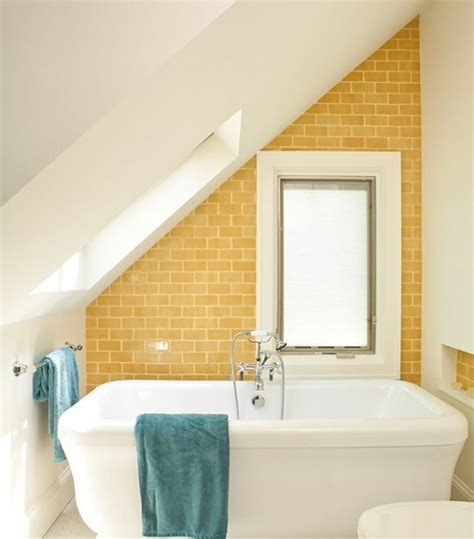 cool tub ideas 25 cool yellow bathroom design ideas freshnist