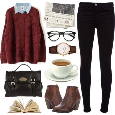Sweater Outfits Polyvore | www.pixshark.com - Images Galleries With A Bite!