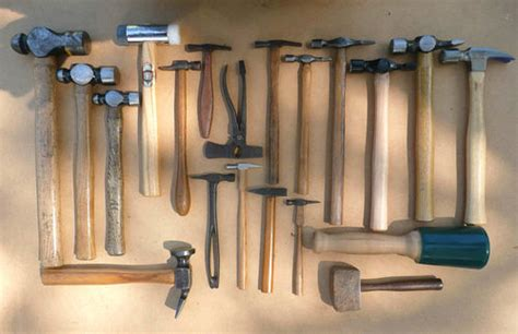 Hammers & Mallets - Are they just sticks with a weight, or ...