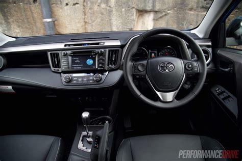 toyota rav4 interior 2016 toyota rav4 cruiser diesel review test