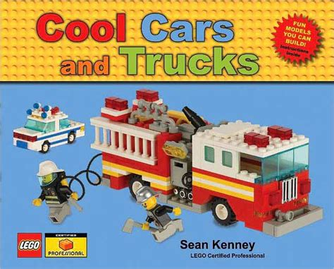 Cool Cars and Trucks: Fun LEGO models you can build ...